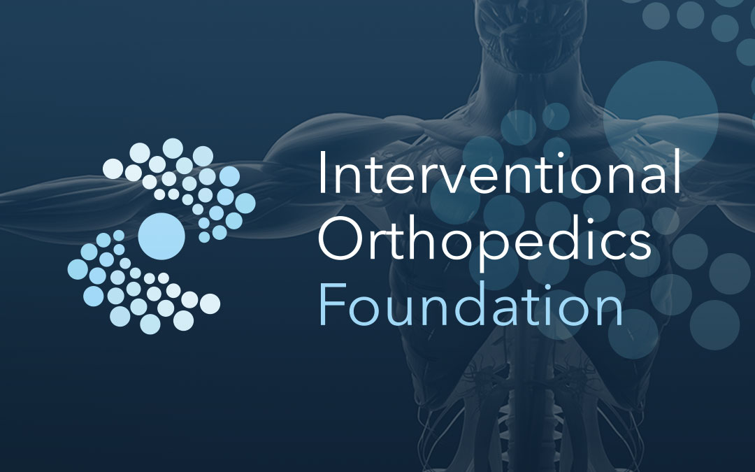 About - Interventional Orthopedics Foundation