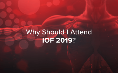 Why Should I Attend IOF 2019?