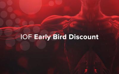 IOF Early Bird Discount