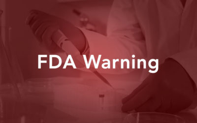 FDA Warning