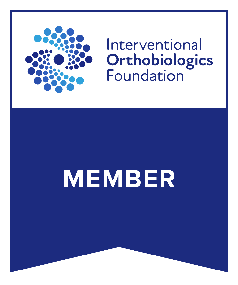 IOF certification badge: IOF Member