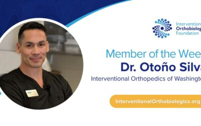 IOF Member of the Week: Dr. Otoño Silva