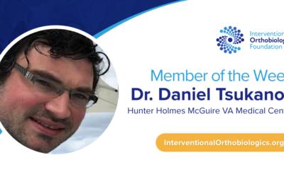 IOF Member of the Week: Dr. Tsukanov